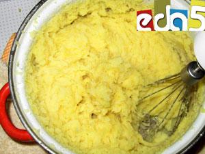 Как миксером сделать картофельное пюре
