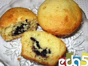 Рецепт кекса с изюмом в духовке с маргарином